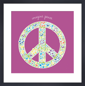 Imagine Peace by Erin Clark
