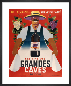 Grandes Caves by Vintage Posters