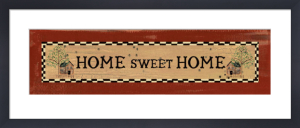 Home Sweet Home by Erin Clark