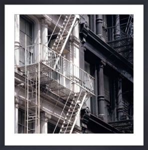 Fire Escape by Metro Series