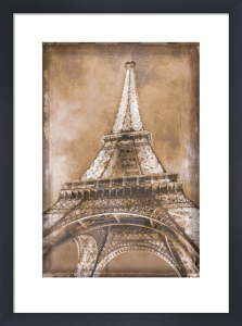 Eiffel Tower by Erin Clark