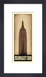 Manhattan by Steve Forney