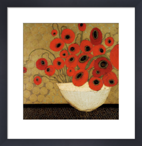 Frida's Poppies by Karen Tusinski