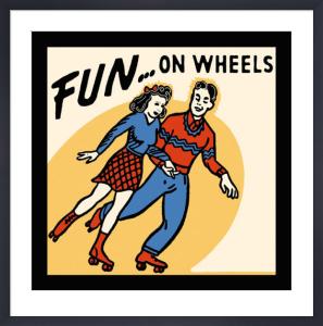 Fun...On Wheels by Retro Series