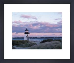 Brant Point Light by Paul Rezendes