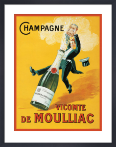 Vicomte de Moulliac by Vintage Posters