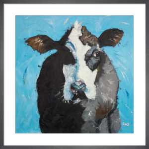 Cow #302 by Roz