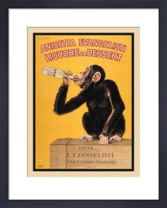 Anisetta Evangelisti by Vintage Posters