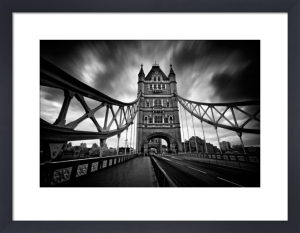 London Tower Bridge by Marcin Stawiarz