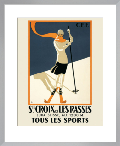 Ste. Croix by Vintage Posters