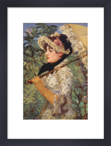 Jeanne by Edouard Manet