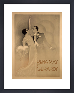 Rena May Et Gerardy by Vintage Posters