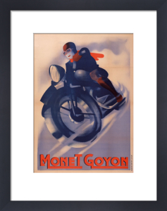 Monet Goyon by Vintage Posters