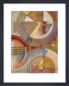 Circular Rhythms I by Marlene Healey