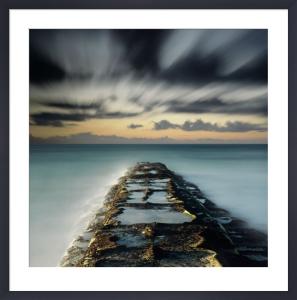 Wave Break by Moises Levy
