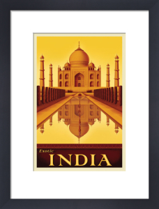 Exotic India by Steve Forney