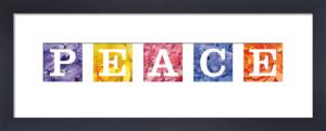 Peace by Jenny Kraft