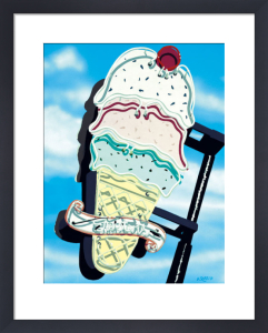 Ice Cream by Anthony Ross