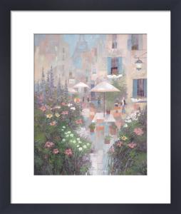 Jardin Rivoli by Albert Swayhoover