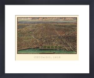 Chicago 1916 by Arno B. Reincke