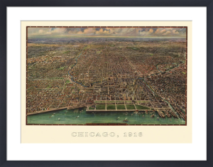 Chicago 1916 by Arno B. Reincke