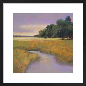 Placid Marsh by Adina Langford