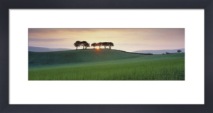 Somerset Sunrise by David Noton