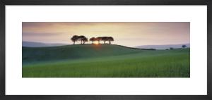 Somerset Sunrise by David Noton