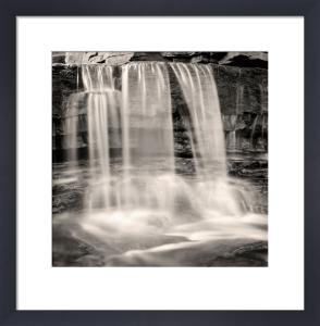 Waterfall, Study #2 by Andrew Ren