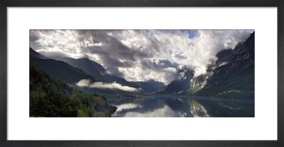 Norway Panorama by Maciej Duczynski