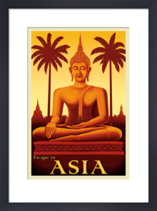 Escape to Asia by Steve Forney