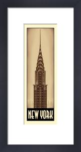 New York by Steve Forney