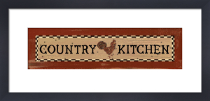 Country Kitchen by Erin Clark