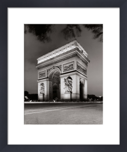 Arch de Triumph by Christopher Bliss