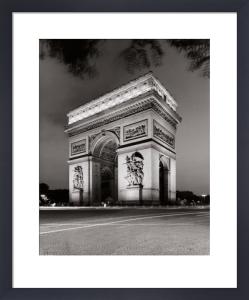 Arch de Triumph by Christopher Bliss