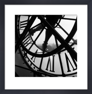 Orsay Clock by Tom Artin