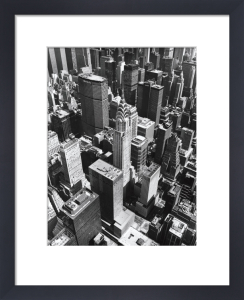Chrysler Building by Christopher Bliss