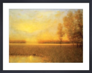 Sunrise Haze by Joseph P. Grieco