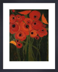 Wild Poppies by Karen Tusinski