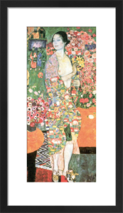 The Dancer, 1916-1918 by Gustav Klimt