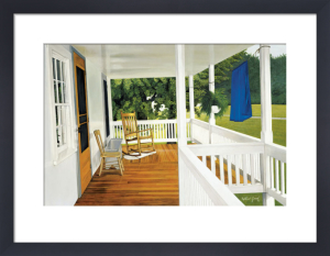 The Porch by Kathleen Green