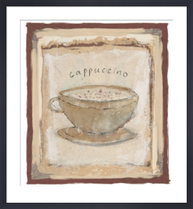 Cappuccino by Jane Claire