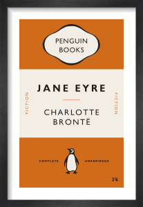 Jane Eyre by Penguin Books