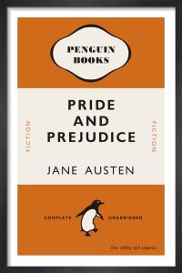 Pride and Prejudice by Penguin Books