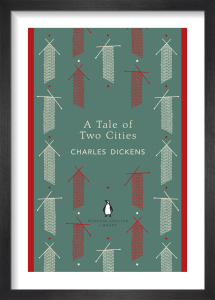 A Tale of Two Cities by Coralie Bickford-Smith