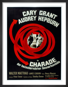 Charade by Cinema Greats
