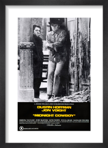 Midnight Cowboy by Cinema Greats