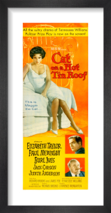 Cat on a Hot Tin Roof by Cinema Greats