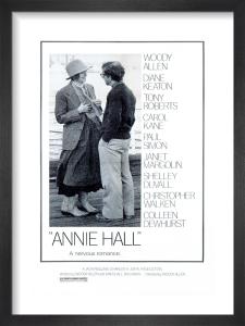 Annie Hall by Cinema Greats
