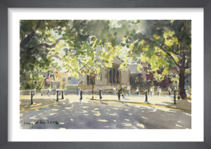 Oxford Evening by Lucy Willis
